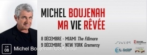 Michel Boujenah - Miami - New York