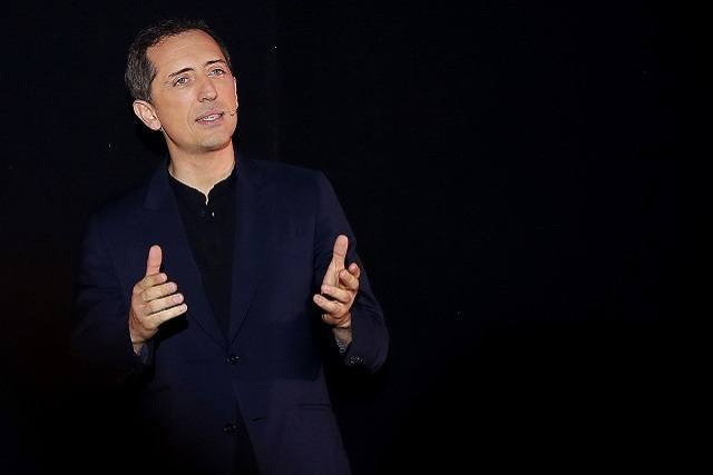 gad elmaleh new york et en anglais d s septembre. Black Bedroom Furniture Sets. Home Design Ideas