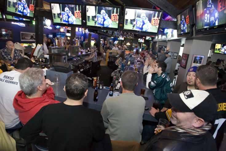Les Meilleurs Sports Bars De New York