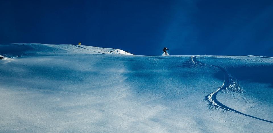 Etats-Unis, première destination mondiale pour skier